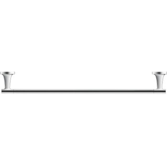 Duravit Starck T Badhanddoekhouder 61x7,3x5 cm Chroom