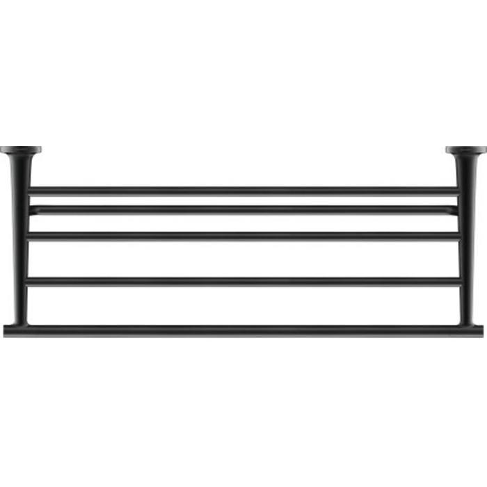 Duravit Starck T Handdoekrek 61x23,2x11,8 cm Mat Zwart