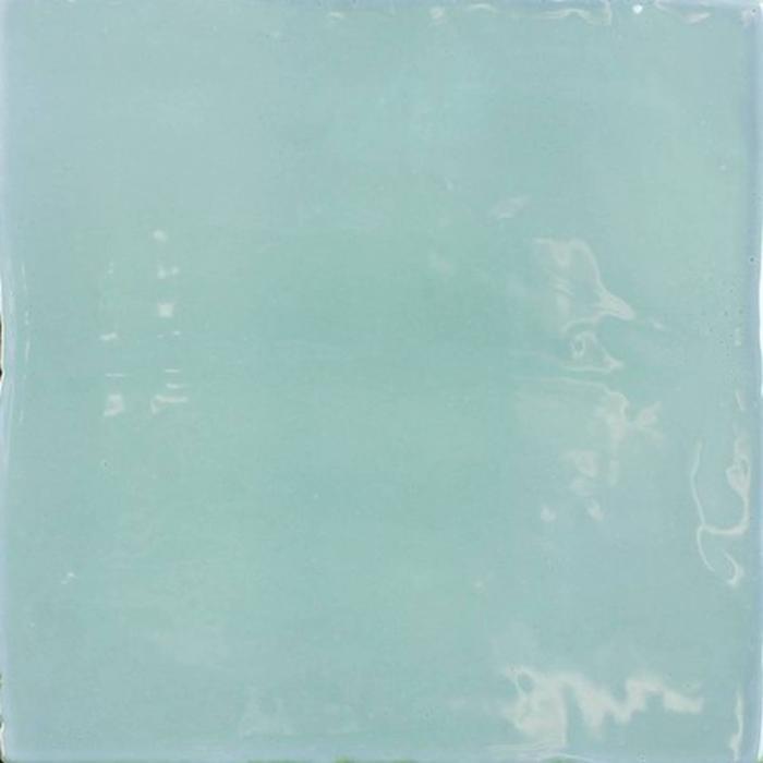 Wandtegel Vintage 13x13 cm Green 0,51 M2