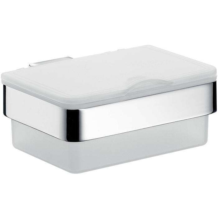 Emco Loft box voor vochtige doekjes Chroom