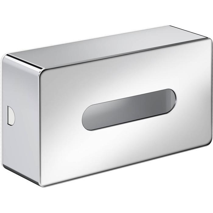 Emco Loft tissuebox 36,5cm Chroom