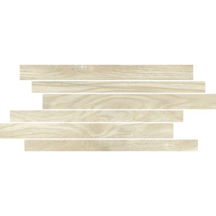 Muretto Castelvetro Woodland 20x40x1 cm Lichtgrijs 4ST