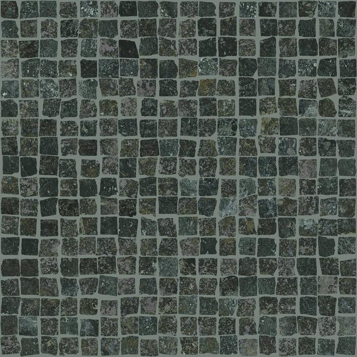 Mozaïek Castelvetro Always 30x30x1 cm Antracite 6ST