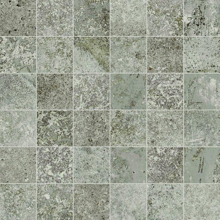 Mozaïek Castelvetro Always 30x30x1 cm Grijs 6ST