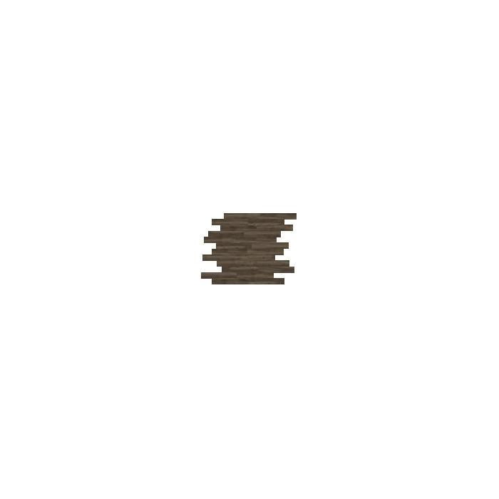 Mozaïek Castelvetro More 30x30x1 cm Donker Bruin Noce 12ST