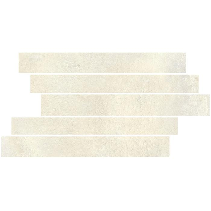 Muretto Castelvetro Concept Deck 30x60 cm White 5 ST