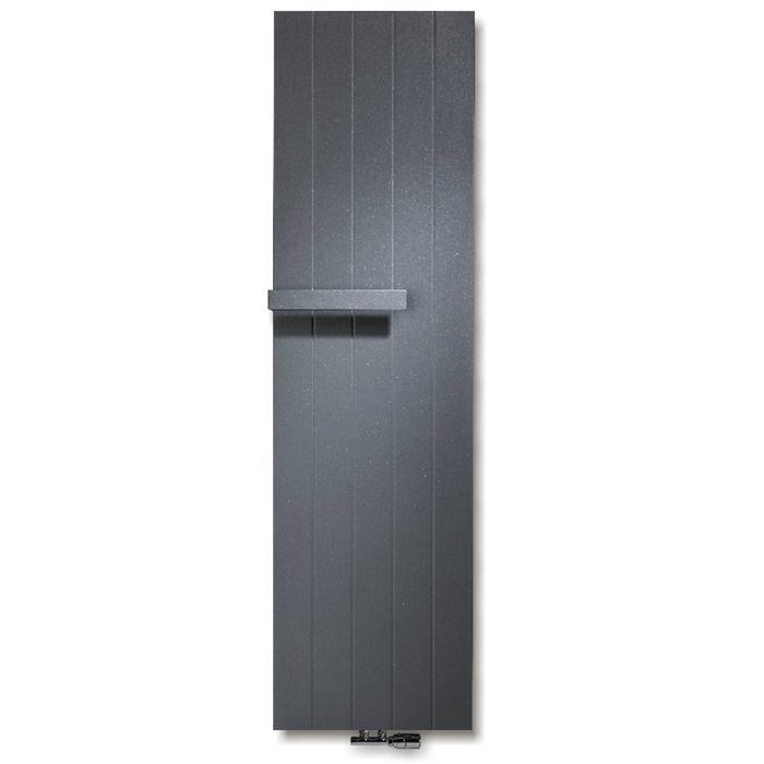 Vasco Vertiline VD designradiator as=1188 182x51cm 1400W Antraciet Januari
