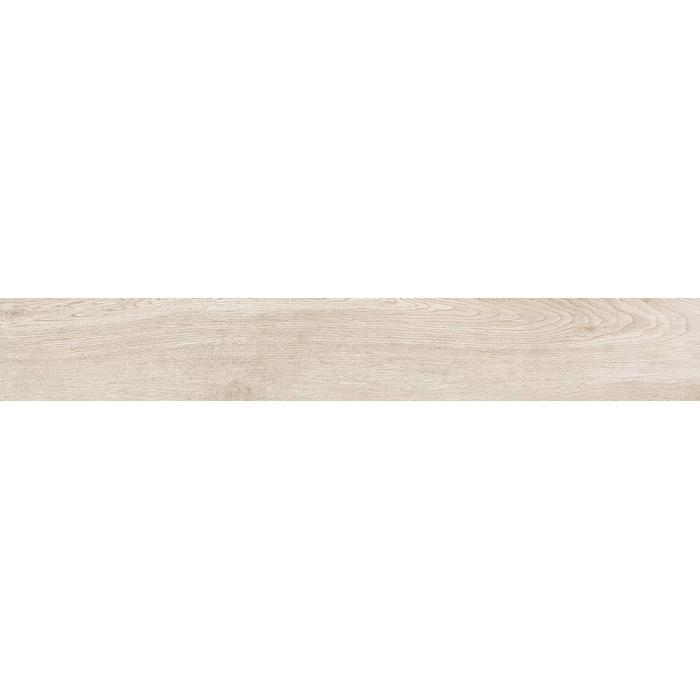 Vloertegel CTC Wooden Tile Collection 26,5x180x1 cm White 1,44M2