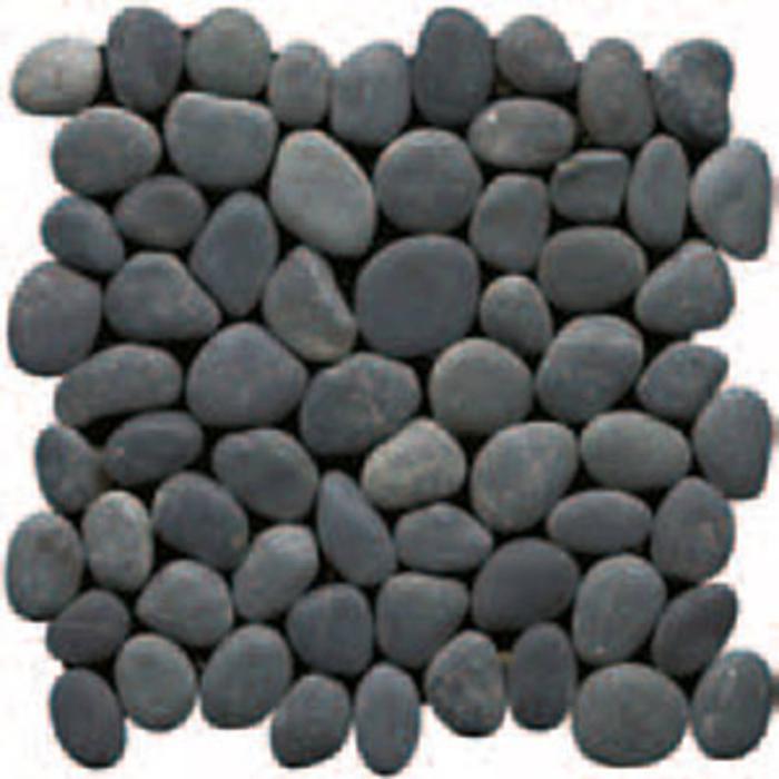 Mozaïek L'Antic Paradise 30x30x1,5 cm Baia Stone Negro 1ST