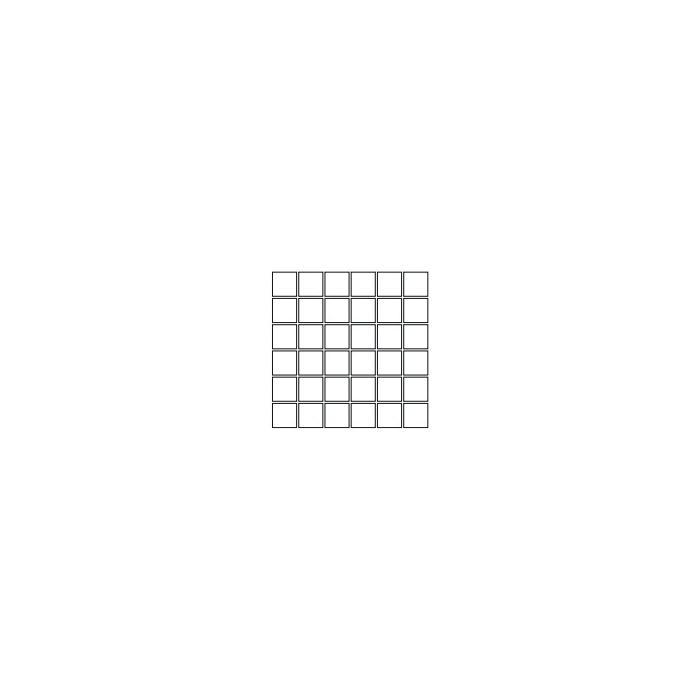 Mozaïek Coem REVERSO 30x30x1 cm Grigio 0,99M2