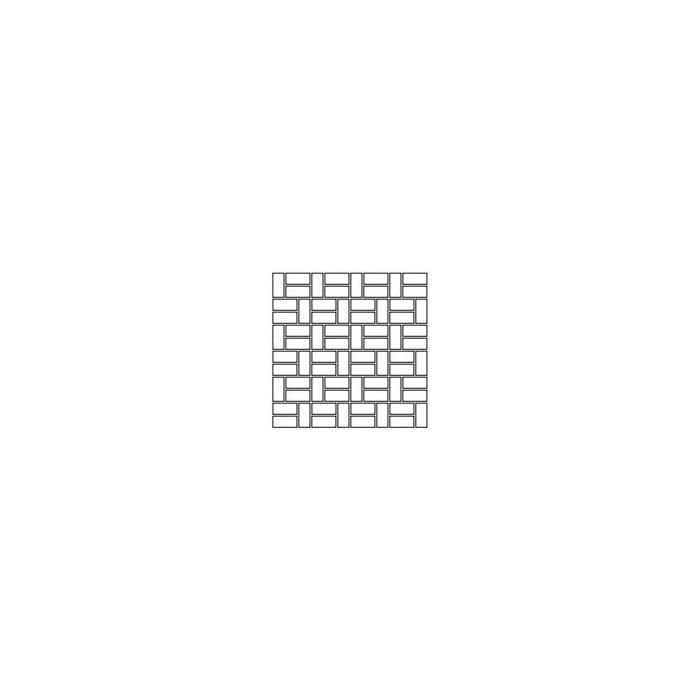 Mozaïek Coem REVERSO 30x30x1 cm Beige 11ST