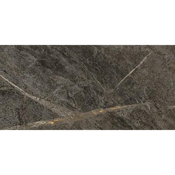 Vloertegel Coem Soap Stone 45x90 cm black 1,21 M2