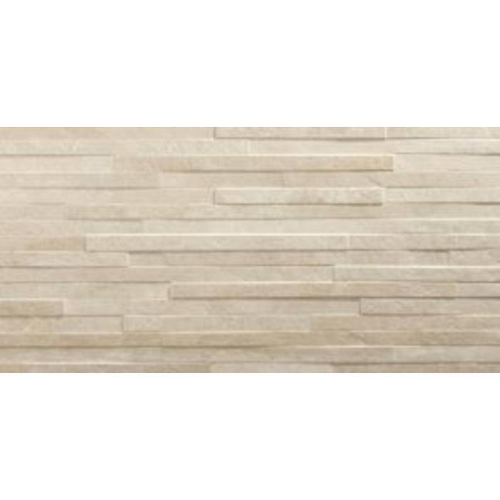 Wandtegel Azulev Varese 30x60x0,9 cm Marfil Chisel 1,25M2