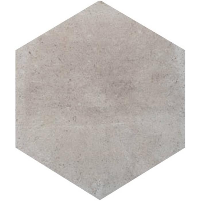 Vloertegel Serenissima Riabita il cotto 24x27,7x- cm Grijs Minimal 0,97M2