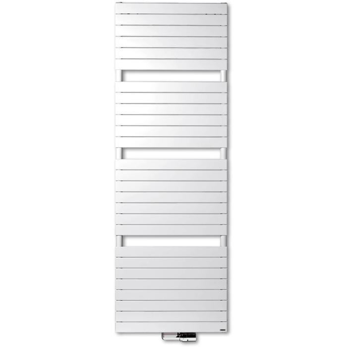 Vasco Aster HF designradiator as=1188 181x80cm 1281W Wit Aluminium