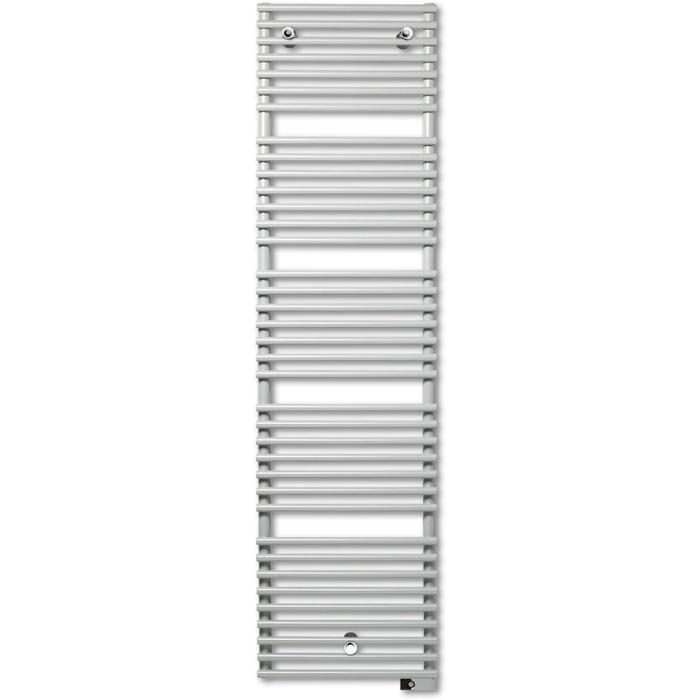Vasco Agave Electric HR-EL Designradiator 187,4x50 cm Grijs Aluminium