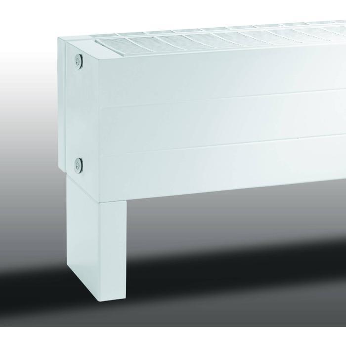 Vasco Primula P3 radiator as=0088 21x240cm 5642W Venstergrijs