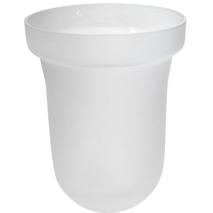 Emco Universeel glas voor borstelhouder 90 mm.