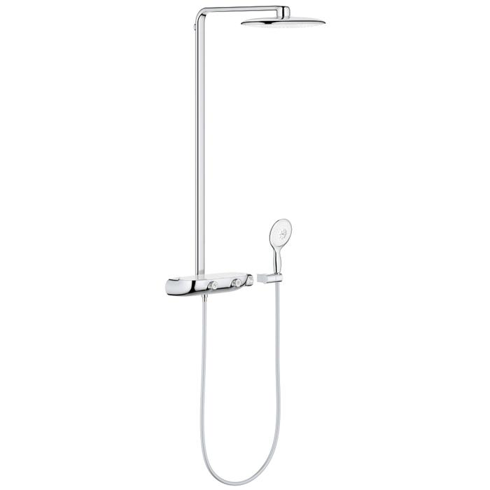 Grohe Rainshower Smartcontrol Douchesysteem 360 Mono met Thermostaat Wit/Chroom