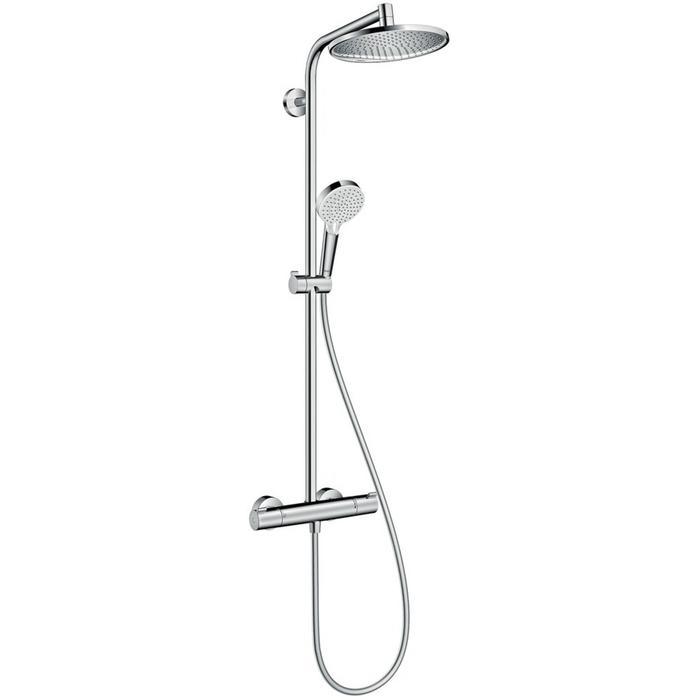 Hansgrohe Crometta S 240 Varia Showerpipe Chroom