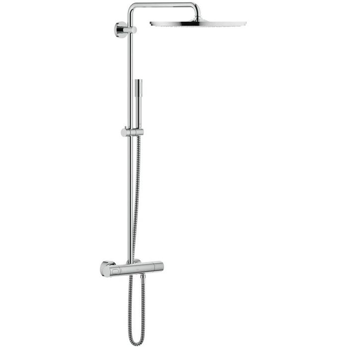 Grohe Rainshower® System 400 Douchesysteem met thermostaat Chroom