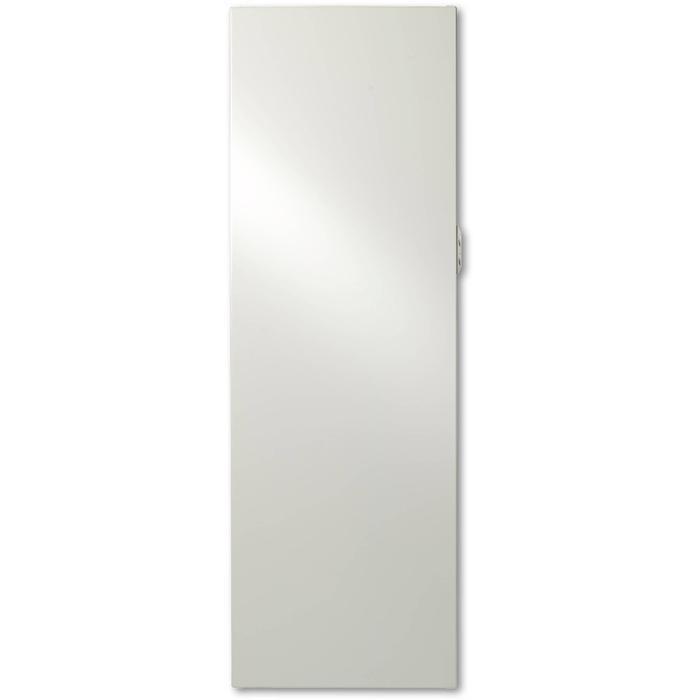 Vasco E-Panel Vertical Flat EP-H-FL Designradiator 180x60 cm Grijs Aluminium