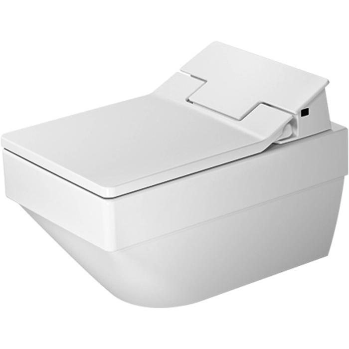 Duravit Wandwc Vero Air wit, Durafix voor onzichtbare bevestiging, Hygieneglaze