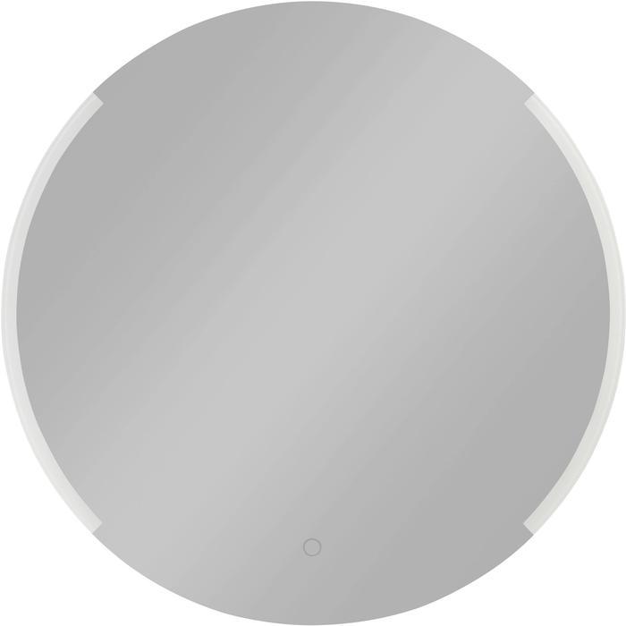 Saqu Trend Ronde Spiegel met LED verlichting en verwarming Ø 80 cm