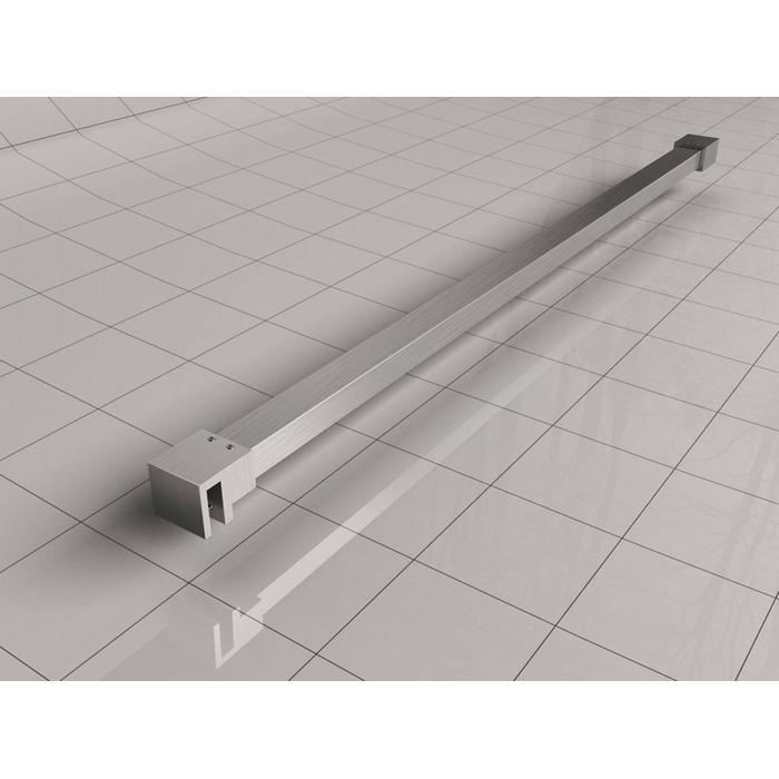 Saqu Stabilisatiestang 120 cm Geborsteld Staal