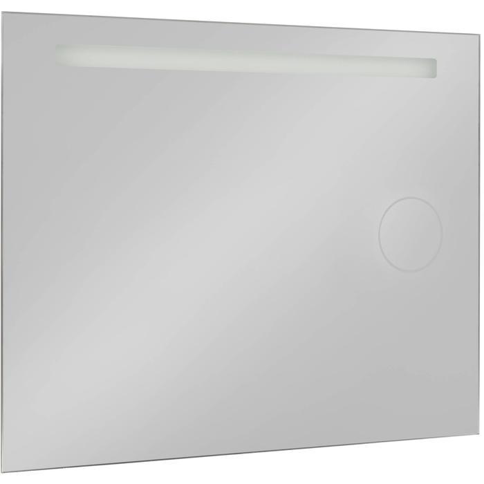 Saqu Functional Spiegel met LED verlichting en scheerspiegel 120x80 cm