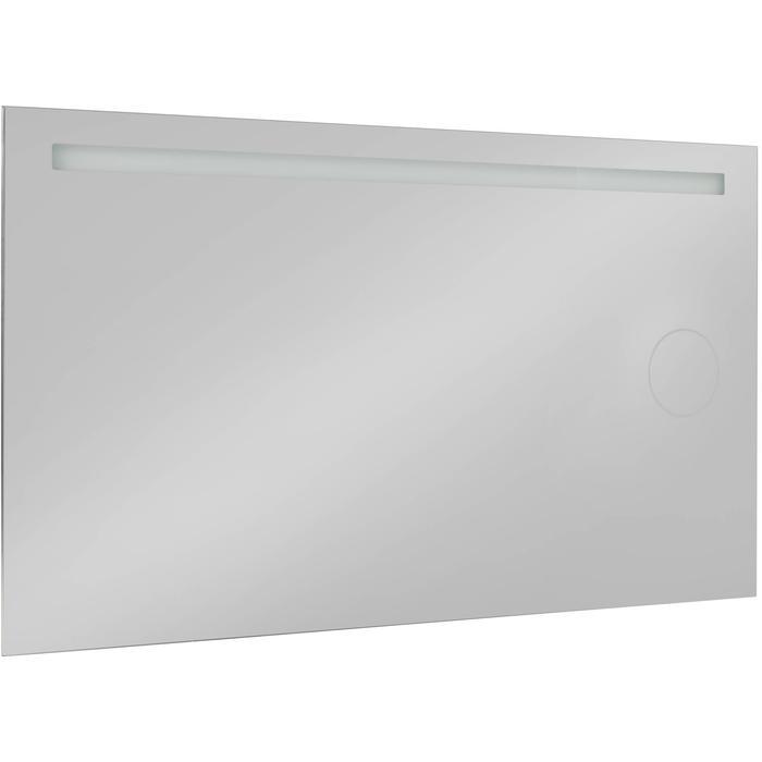 Saqu Functional Spiegel met LED verlichting en scheerspiegel 140x80 cm
