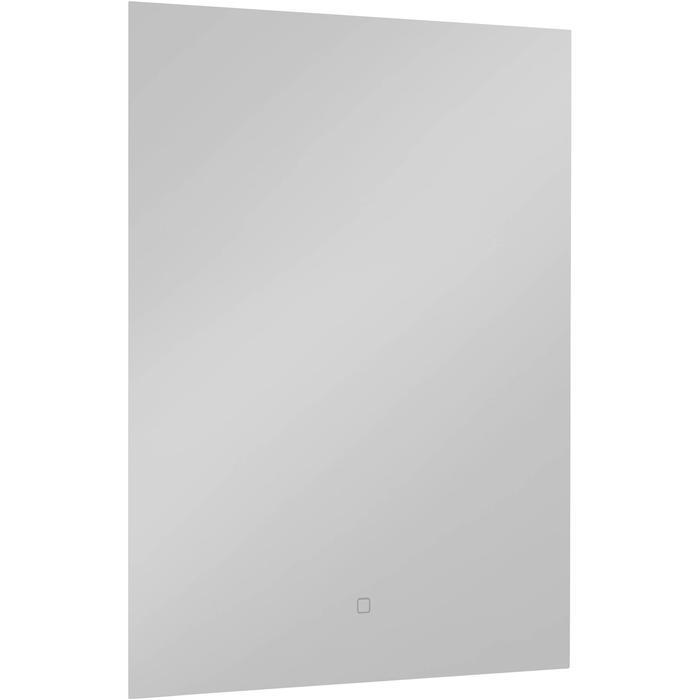Saqu Lusso Spiegel met LED verlichting en verwarming 60x80 cm