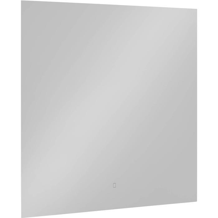 Saqu Lusso Spiegel met LED verlichting en verwarming 80x80 cm