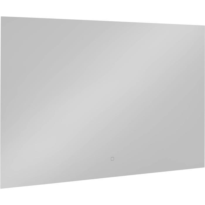 Saqu Lusso Spiegel met LED verlichting en verwarming 100x80 cm