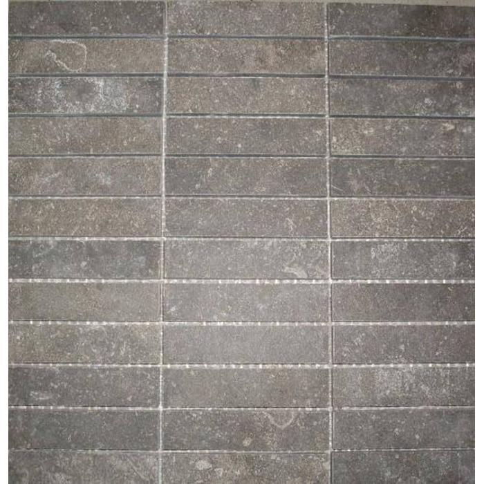 Mozaïek Terratinta Stone evolution 30x30x0,95 cm Zwart 1M2