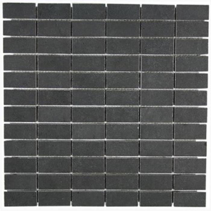 Mozaïek Terratinta Betontech 30x30x1,05 cm Antracite 11ST