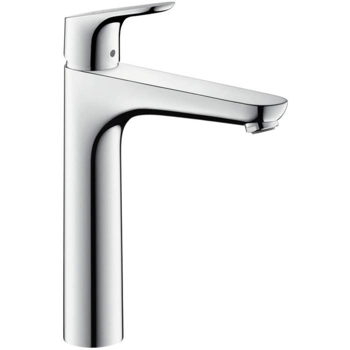 Hansgrohe Focus wastafelkraan highriser 190 Chroom