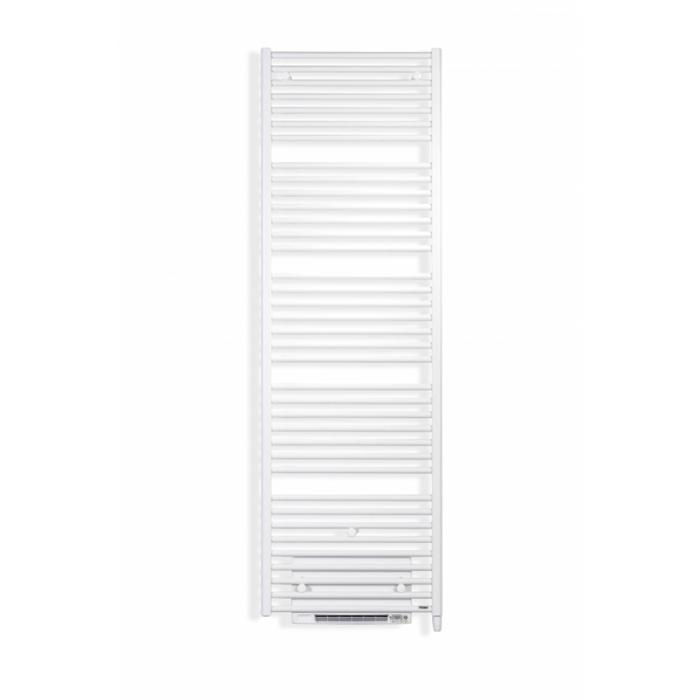 Vasco Iris HD-EL elektrische radiator met blower 92x50cm 1500W Verkeerswit