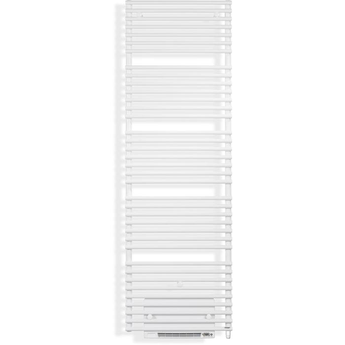 Vasco Agave HR-EL elektrische radiator met blower 132x50cm 1750W Verkeerswit