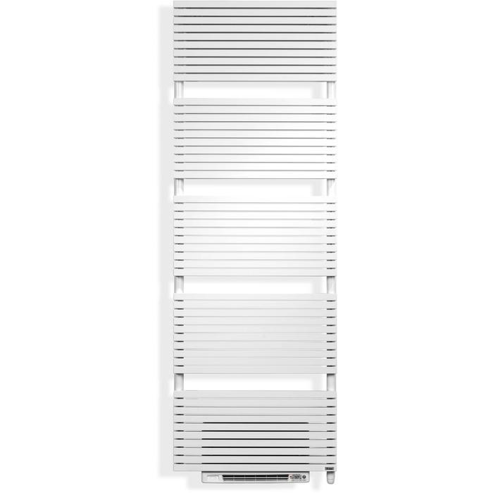 Vasco Carre CB-EL elektrische radiator met blower 174x60cm 2250W Leisteen Grijs