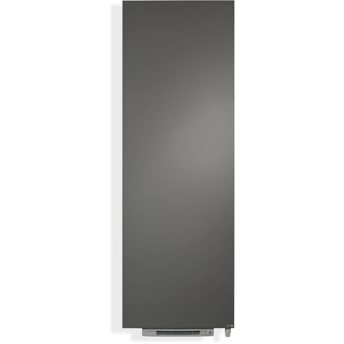 Vasco Niva N1L1-EL Blower elektrische radiator 75x52cm 1500W Grijs Blauw