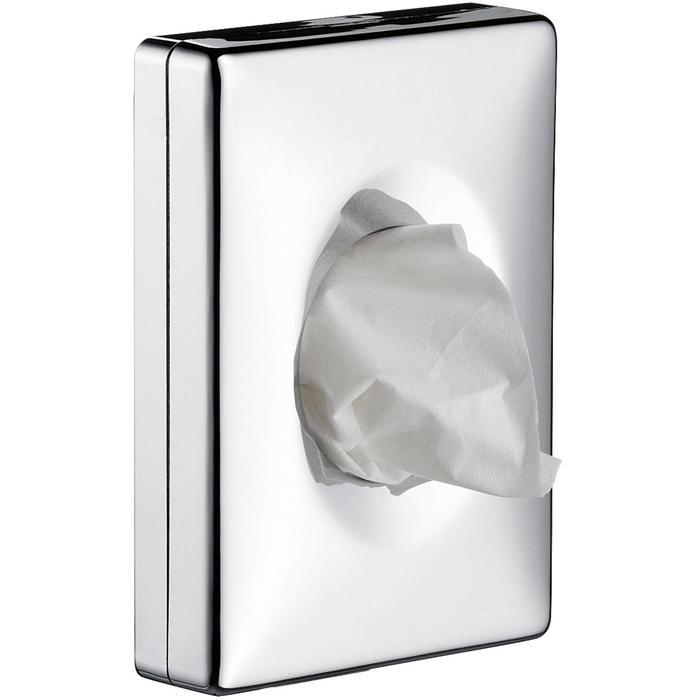 Emco system 2 hygienebox, chroom