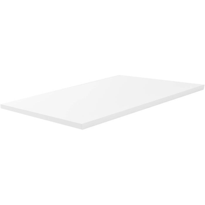 Saqu Afdekblad 81x46,5x2,5 cm Wit