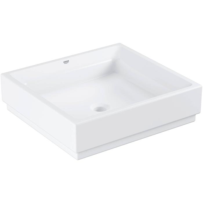 Grohe Cube wastafel 50x47cm wit
