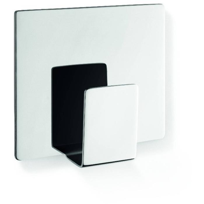 ZACK Appeso Handdoekhaak, vierkant, zelfklevend