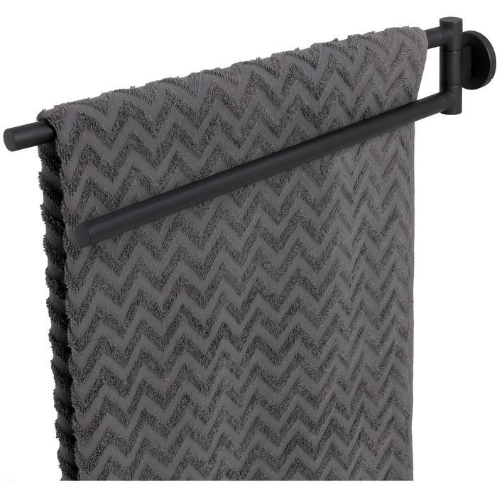 Tiger Noon Handdoekrek 4,9x45,3x7,8 cm Zwart