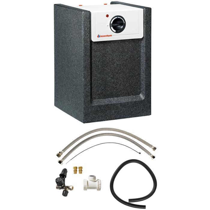 Inventum Q10 warm water boiler 10 liter (geen kokend water)