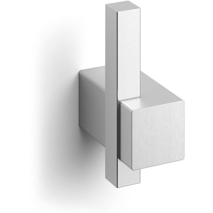 ZACK Carvo Handdoekhaak 2,3x4,5x6,5 cm RVS Mat
