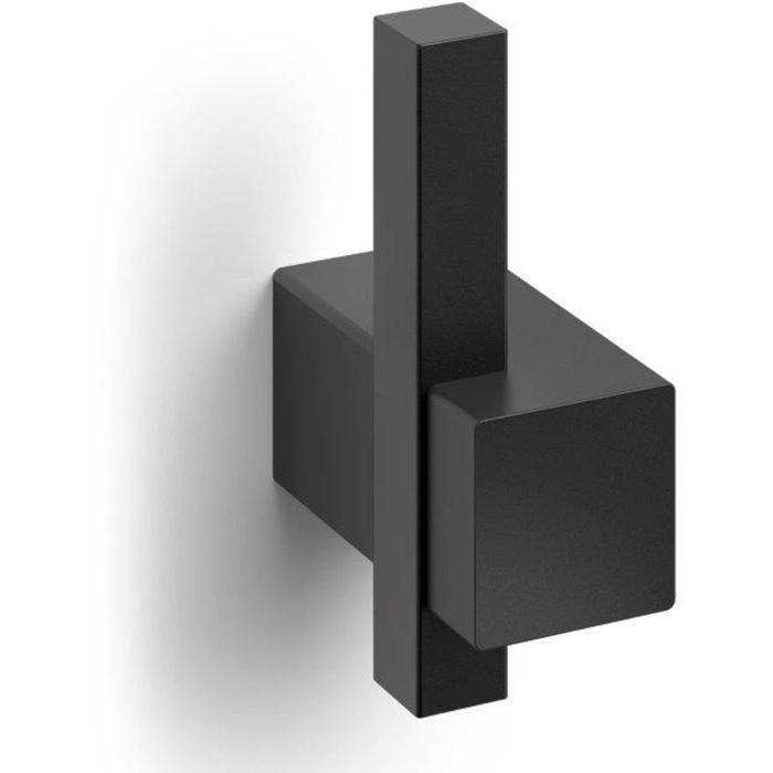 ZACK Carvo Handdoekhaak 2,3x4,5x6,5 cm Zwart