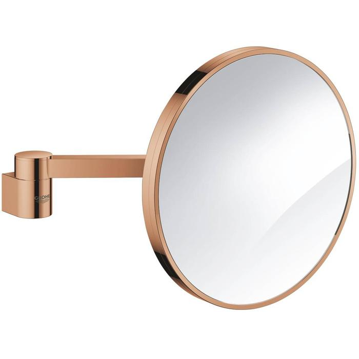 Grohe Selection Make-Up Spiegel 25x22,4x4,8 cm Warm Sunset